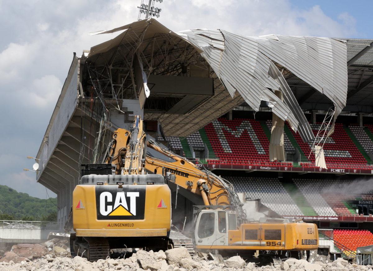 Ces 3 stades de foot qu'il est encore temps d'aller voir avant leur démolition…